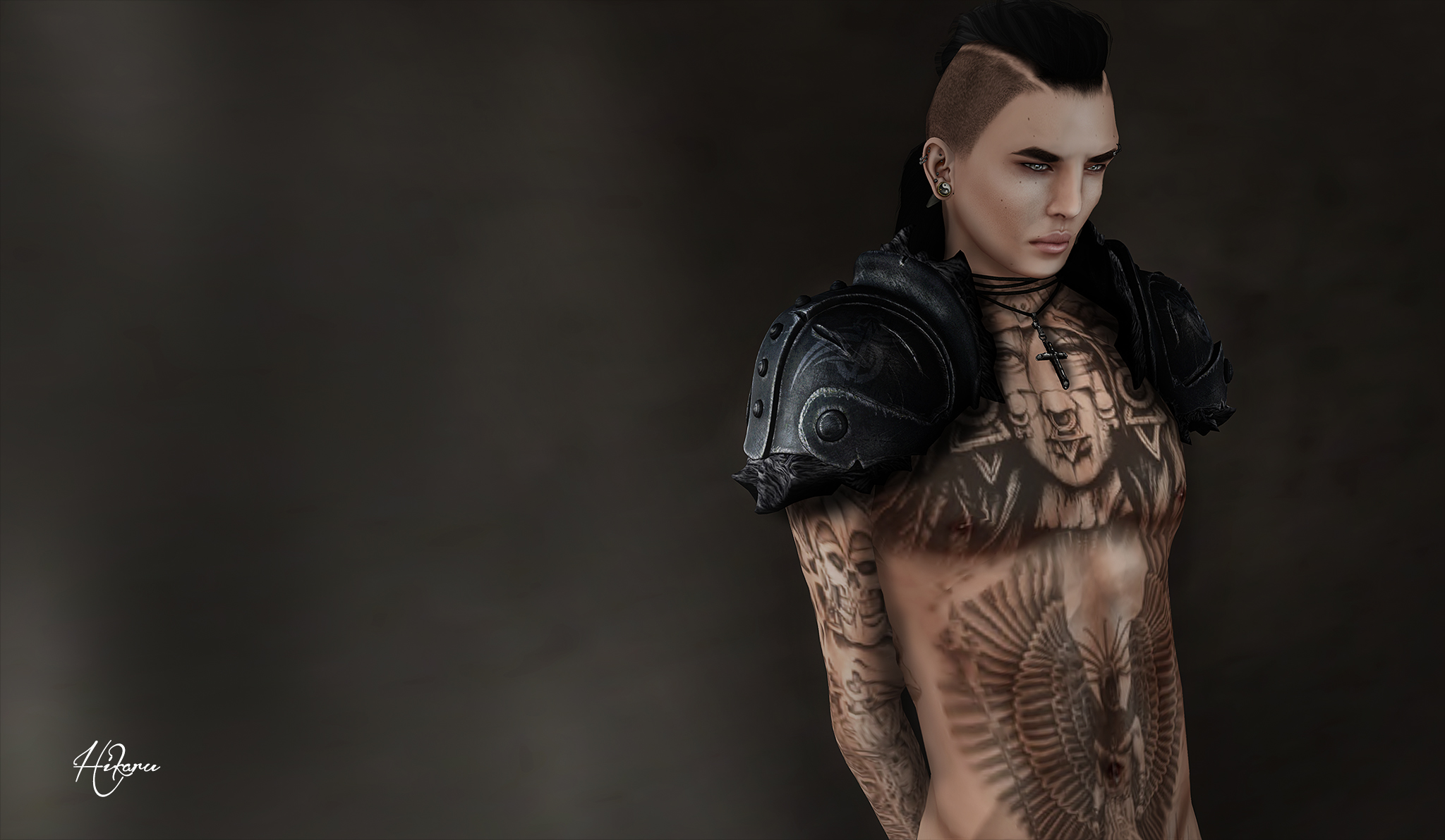 Male Viking Hair Braids | newhairstylesformen2014.com